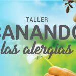 taller sanando las alergias